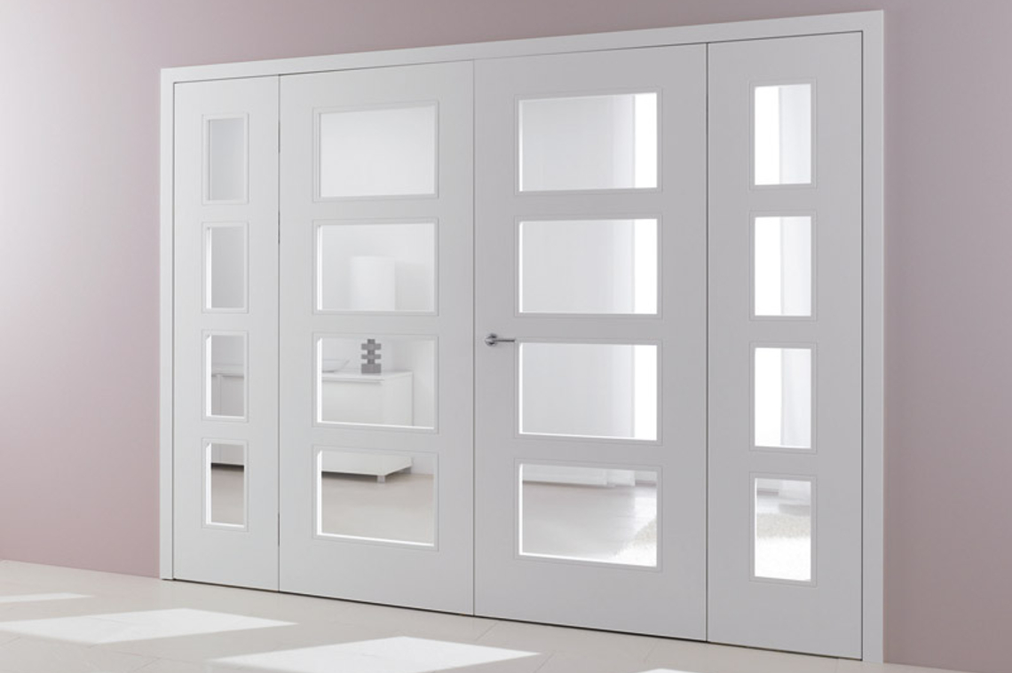 Türen als Gestaltungselement in Räumen