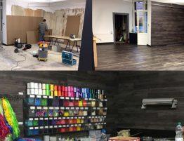 renovierung von parkett schleifen ausbessern und beschichten. Black Bedroom Furniture Sets. Home Design Ideas