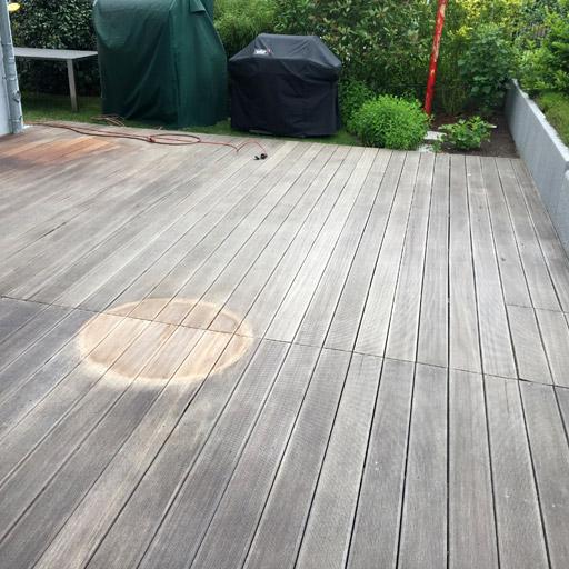 Holzterrasse Reinigen terrasse reinigen für die grillsaison parkett remel