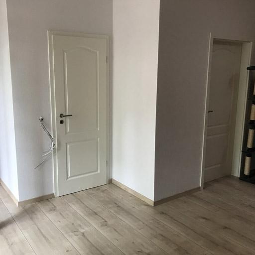 Neue Türen in Recklinghausen von Parkett Remel eingebaut.