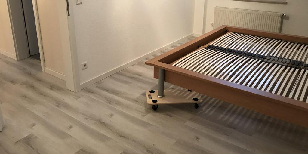 Wir renovieren Böden problemlos in möblierten Räumen und Wohnungen. Parkett Remel aus Datteln