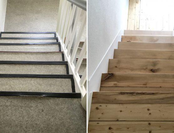 Treppenrenovierung / Treppensanierung: Antworten auf häufig gestellte Fragen